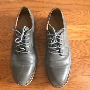 COLE HAAN Lace Up Derby Grand Os Oxford SHoes